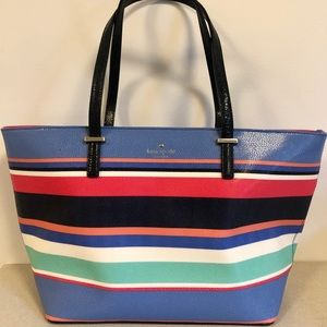 USED ONCE!! Brand new Kate Spade med. sized bag.